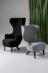 Produkte Tom Dixon Wingback & Micro Wingback Chair
